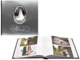 Silver Photo Albums Mbi Silver Metal Wedding Photo Album For 4x6