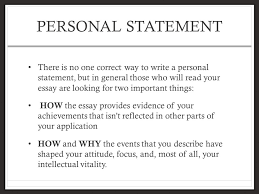 best writing personal statements images on Pinterest