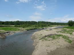 Little Red Deer River