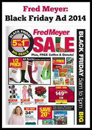 fred meyer black friday ad 2016 the deals the doorbusters the donuts