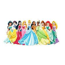 Disney Princess Ariel Aurora Bella Cinderella Jasmine Mulan