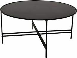 black glass coffee table house accent