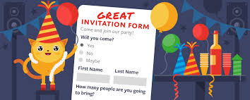 How To Create A Great Invitation Form For Your Company