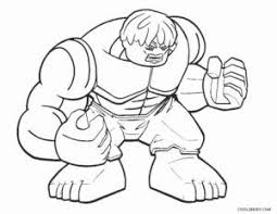 Free Printable Hulk Coloring Pages For Kids Cool2bkids Comic