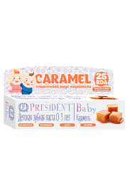 Kids' choice - PRESIDENT Baby 0-3 <b>зубная паста</b>-<b>гель</b> со вкусом ...