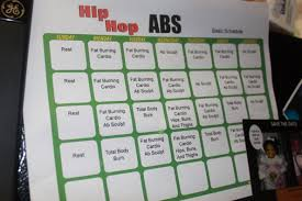 Hip Hop Abs Workout Chart Playlist All I Need To Get By