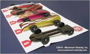Free Collection 60 Pinewood Derby Templates Pdf Picture
