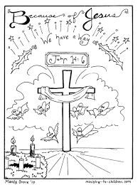 Small Picture Coloring Pages Christmas Nativity Coloring Pages Childrens