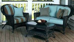 for outdoor furniture seat cushions clearance