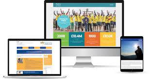 Web Design Mid Wales Charity Web Design Website Design For Charities Flexx