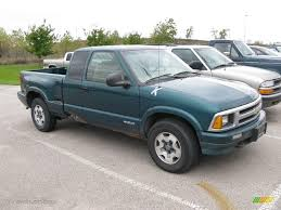 1996 Chevrolet S-10 - Information and photos - ZombieDrive
