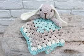 Free Crochet Lovey Pattern Awesome Crochet Slouch And Bunny Lovey Free Pattern For Babies And Toddlers