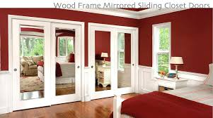 mirror design ideas wood frame replacement mirrored wardrobe doors wood frame replacement mirrored wardrobe doors bold