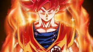 download Goku God 4k Ultra HD Wallpaper ...