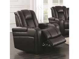 Coaster DelangeloPower Recliner  Recliner With Cup Holder And Storage98