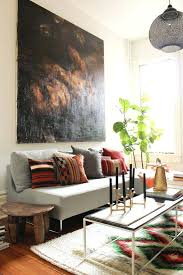 wall art ideas design latest trend large for walls black wooden canvas painting sofa fabric table