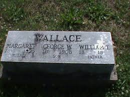 Margaret Anna Braddy Wallace (1846-1925) - Find A Grave Memorial