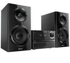 sound system argos. philips btb2370 high power bluetooth micro hi-fi system sound argos