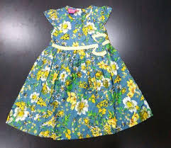s cotton frock for summer