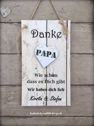 Von Herzen Mit Herz Danke Sagen Handmade Holzschild Dekoschild