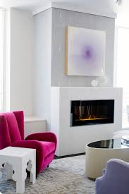 electric fireplace design with natural finish accent and storage benches living room contemporary and engl ander