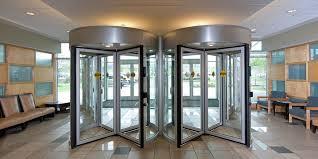 access control revolving door
