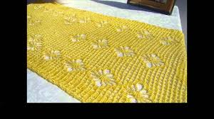 Crochet Table Runner Patterns Easy Amazing Design Inspiration