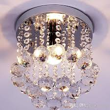 mini crystal chandeliers flush mount rain drop pendant ceiling light with warm color bulbs for kids room led spot light led controller from world mall