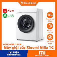 Máy giặt sấy thông minh XIAOMI lồng ngang 10kg Tiết kiệm điện 1C Mijia  inverter drum washing machine gia đình vắt khô