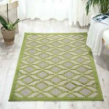 aloha green indoor outdoor area rug alh03 green green and white area rugs fair isle hand