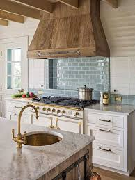 stove vent hood. wood range hood - vent cover coastal farmhouse kitchen by dearborn builders stove i