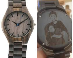 engraved watch mens wrist watch engraved mens watch personalized mens wooden watch wood watch men s watch anniversary day gift for mens