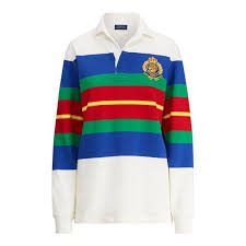ralph lauren striped rugby shirt multi 103077751