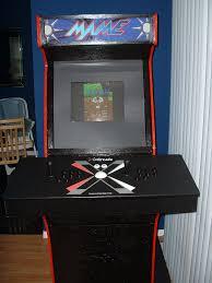 arcade cabinet plans xarcade