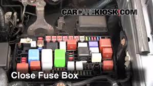 blown fuse check lexus ls lexus ls l v 6 replace cover secure the cover and test component