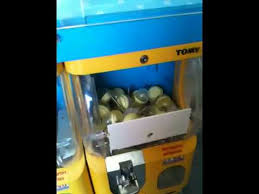 Tomy Vending Machine Simple Refill Tomy Machine YouTube