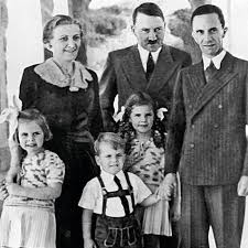 Image result for Goebbels with Hitler