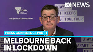 The latest news for skilled and business migrants, industry, employers, and migration agents from the victorian government. Melbourne To Go Back Into Full Lockdown As State Records Highest Coronavirus Daily Cases Abc News Youtube