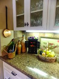 Decorate Kitchen Countertops Ash Tree Cottage Accessorizing Kitchen Counters