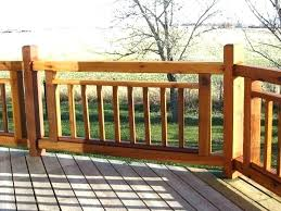 horizontal deck railing ideas wood deck railing ideas deck railing designs ideas to copy horizontal wood