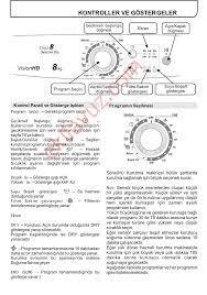 Hoover VHC 680 BX Çamaşır Kurutma Makinesi - Kullanma Kılavuzu - Sayfa:18 -  ekilavuz.com