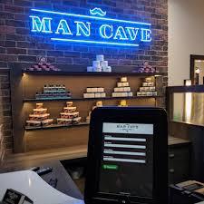 man cave. Man Cave Barber Shop Surrey
