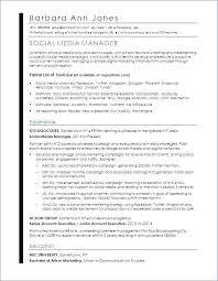 Social Media Marketing Job Description Adorable Service Writer Job Description Content Writer Job Description Format