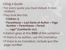 Integrating Quotes Miss Johnson Ppt Download