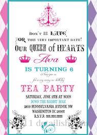 Kids Tea Party Invitation Wording Party Invitation Example Under Fontanacountryinn Com