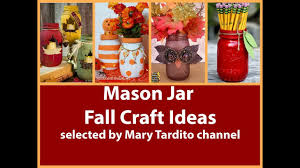 Cheap easy fall decorating ideas Pumpkin Easy Mason Jar Fall Decorations Diy Fall Decorating Ideas Upcycled Jars Crafts Youtube Easy Mason Jar Fall Decorations Diy Fall Decorating Ideas