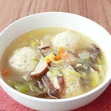 鶏 団子 スープ