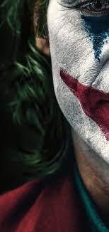 Joker Movie Galaxy S10 Hole-Punch Wallpaper