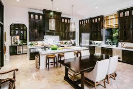 dark stained kitchen cabinets. Brilliant Dark Dark Distressed Kitchen Cabinets Intended Stained