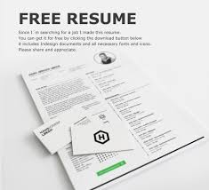 indesign resume templates 19 .